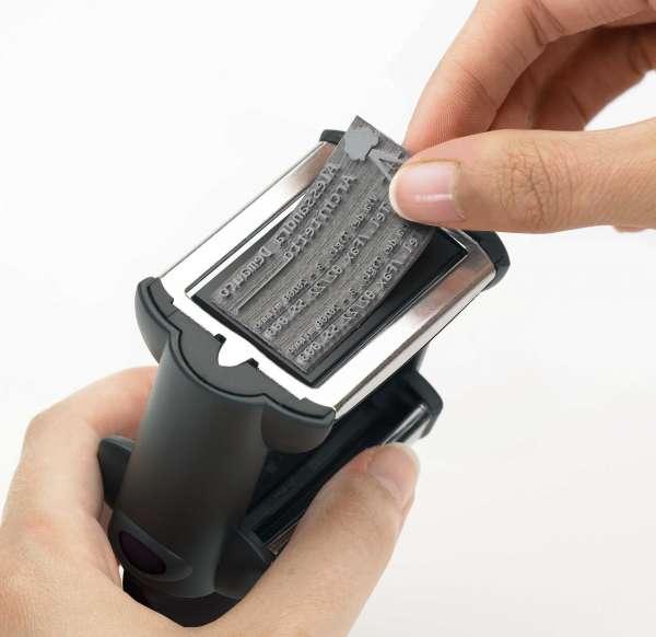 Pocket / Mobile / Micro Stempelplatten
