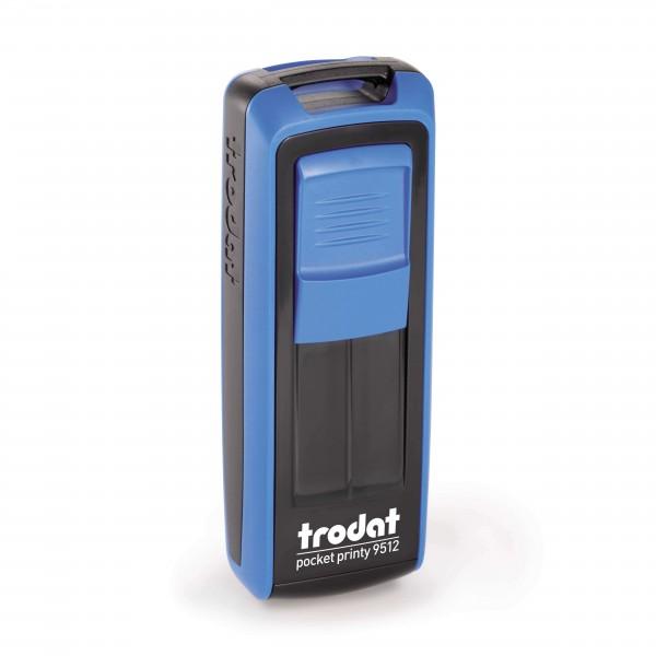 Trodat Pocket Printy 9512 Blau