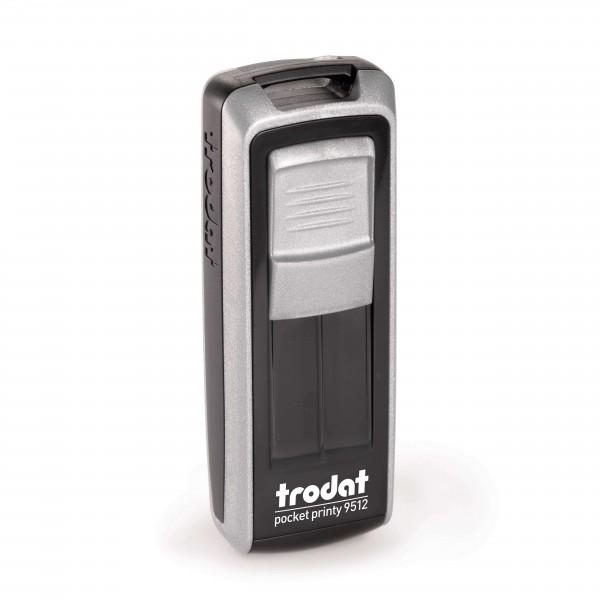 Trodat Pocket Printy 9512 Silber