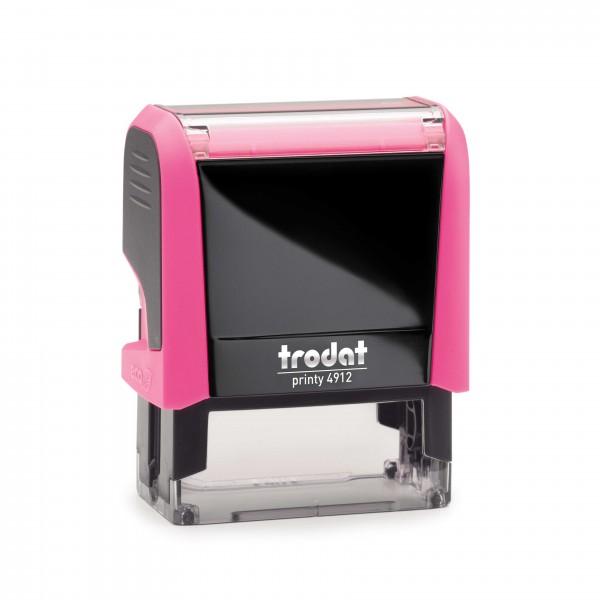 Trodat Printy 4912 Neon Pink