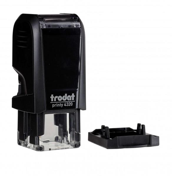 Trodat Printy 4320 QR-Code-Stempel
