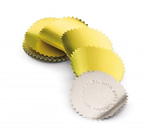 Klebeetiketten, perfekt für Ideal Seal (250Stk.)
